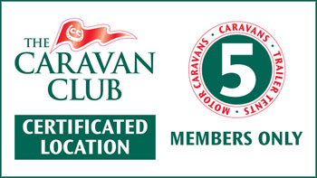 Vose Farm is a Caravan Club Certificated Location